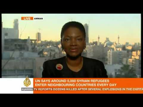 Complete News    UN Humanitarian Affairs Chief Valerie Amos on Syria