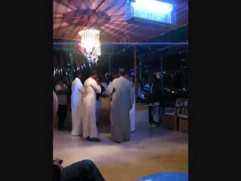Nubian dancing in Gharb Sahel village
