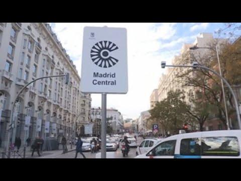 Madrid e Barcelona recrúan a súa guerra contra a contaminación ambiental