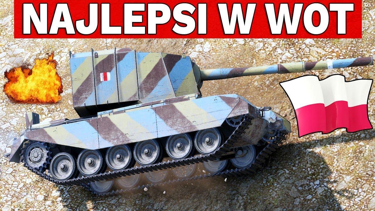 NAJLEPSI NA ŚWIECIE – Polacy do boju! – World of Tanks