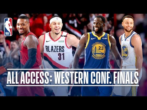 All-Access: 2019 Western Conference Finals