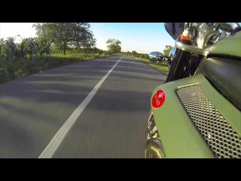 Moto Guzzi Griso 850/Termignoni exhaust