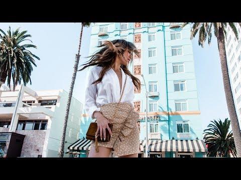Santa Monica, CA Vlog by Jessi Malay | #JMonTheRUN