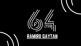 Ramiro Gaytan on Passion for Teaching at F64LIVE