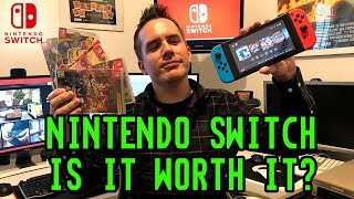Nintendo Switch After 6 Months  - Still Worth Buying?