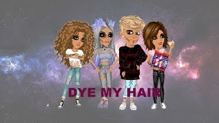 DYE MY HAIR - ALMA - MSP VERSION
