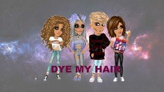 DYE MY HAIR - ALMA - MSP VERSION