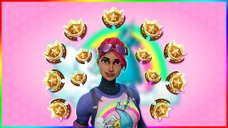 Challenges in Fortnite...