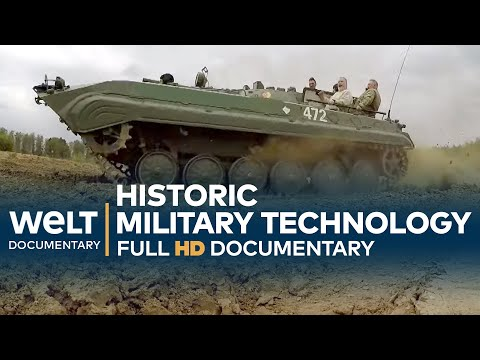 Tanks, Medals & Secret Bunkers - Historic Military Technology | Full Documentary