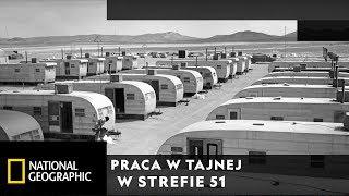 Ciężkie warunki w tajnym obiekcie wojskowym - Inside Area 51 [część II]