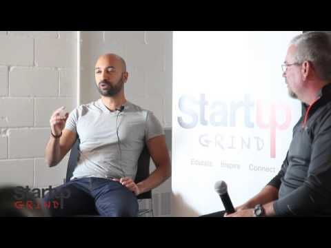 Startup Grind Toronto - Andrew D'Souza of Clearbanc