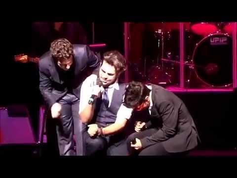 Il Volo - 2014 - USA Summer Tour concert in Vienna, Virginia, June,13 (almost full)