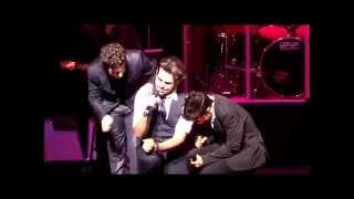 Il Volo - 2014 - USA Summer Tour concert in Vienna, Virginia, June,13 (almost full)