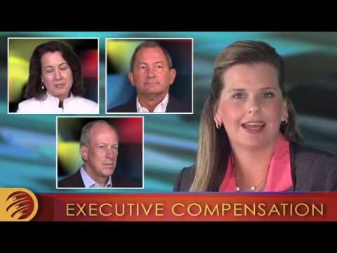 Executive Compensation: Update on the Issues