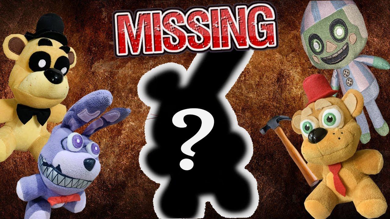 Gw Movie- Springtrap Goes Missing