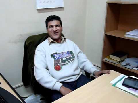 In my office   UN Nepal