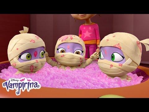 Happy Mummy's Day!   Vampirina   Disney Junior