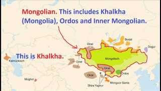 Mongolian language / Монгол Хэл / All Mongolic languages