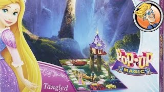 Disney Princess Pop-Up Magic line — NY Toy Fair 2014