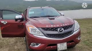 Hàng Chất Bán Tải Mazda BT 50 2014 AT 3.2 Khá Là Chất Cho Ae Thích Màu Rực Rỡ