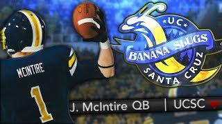 MCINTYRE EXPLODES IN COMEBACK GAME!   NCAA 14 Banana Slugs Dynasty Ep. 58