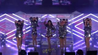 170805 snsd - all night at holiday to remember (full fancam)