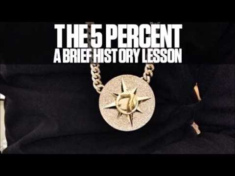 112116 Who are The 85%? The 10%? Who are the 5 Percenters?
