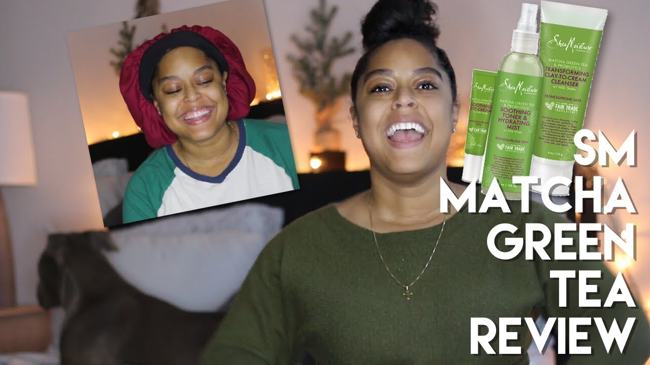 Matcha Green Tea & Probiotics Clay-To-Cream Cleanser by SheaMoisture #21