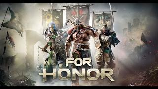 Мнение о ЗБТ For Honor. Ubisoft продолжают рубить бабло.