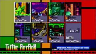 Sonic CD (Xbox 360) - Just in Time (Achievement/Trophy) complete with Lyrics!