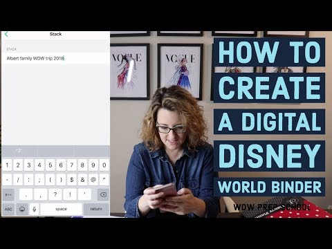 hqdefault - 100+ free downloads for your Disney World binder