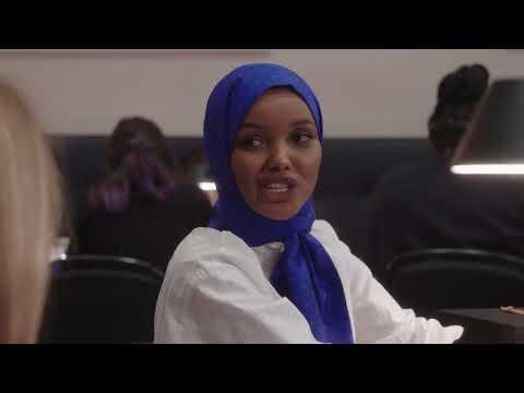 Hijab-Wearing Model Halima Aden on Breaking Barriers