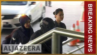 🇲🇾 Malaysia: Kim Jong Nam murder suspect freed | Al Jazeera English