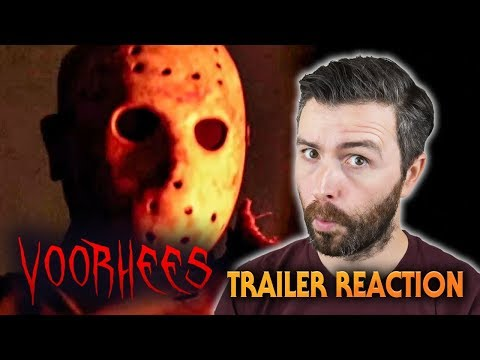 Voorhees (2019) Official Trailer Reaction | Friday the 13th Fan Film