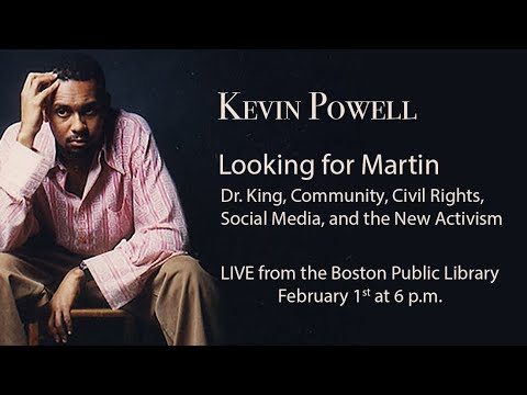 Looking for Martin―Dr. King, Community, Civil Rights, Social Media, and the New Activism
