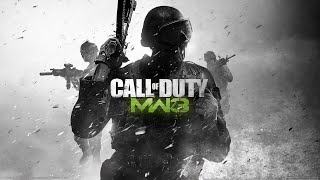 Call of Duty Modern Warfare 3 Sniper Stealth Mission Gameplay Veteran
