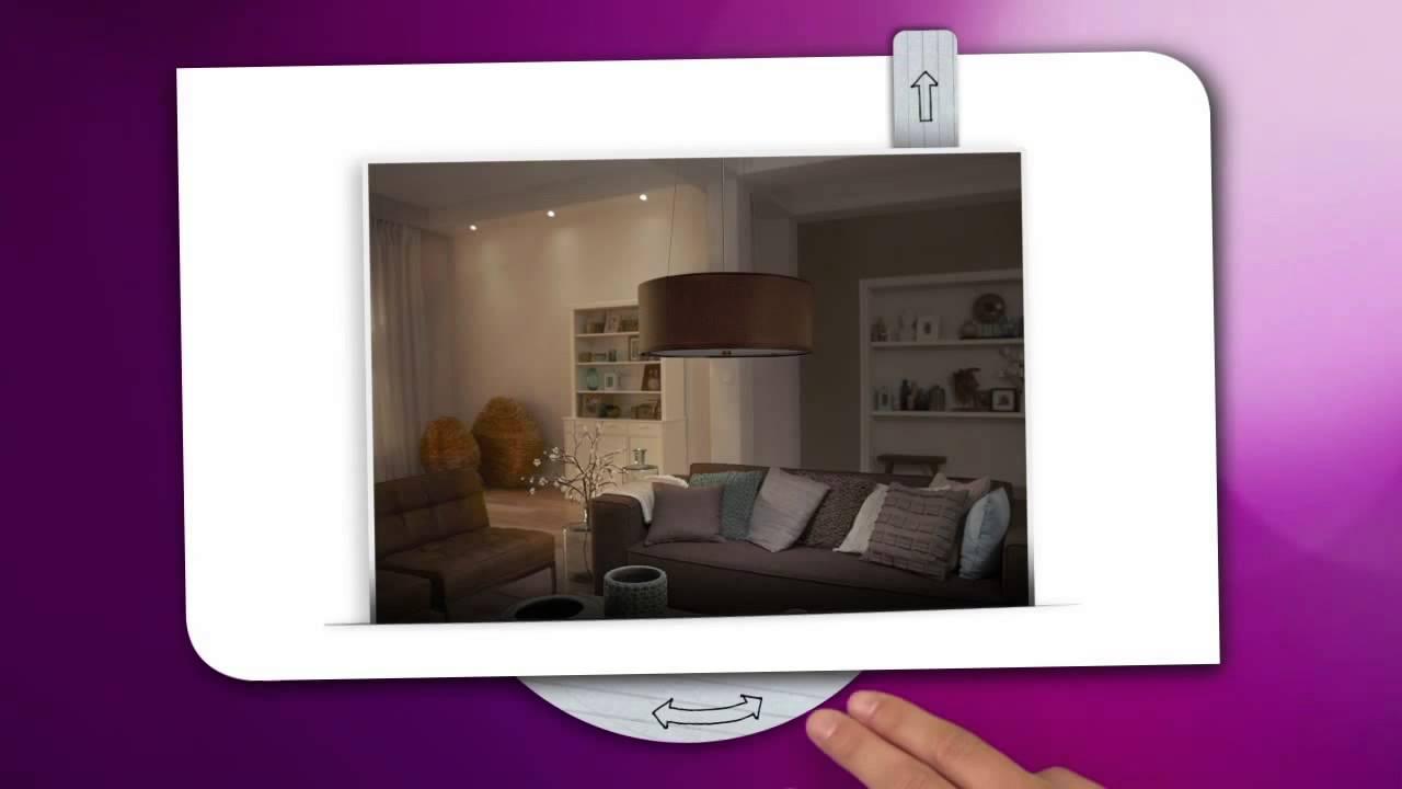 Hoe verlicht ik mijn woonkamer? - YouTube