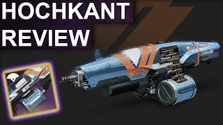Destiny 2 Shadowkeep: Hochkant Review / Waffentest (Deutsch/German)