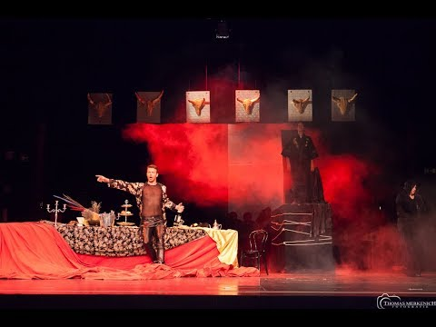 Don Giovanni: Premiere der 1. Oper Bergisch Gladbachs