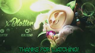 xBlotter | Challenger Teemo | Twitch Highlights