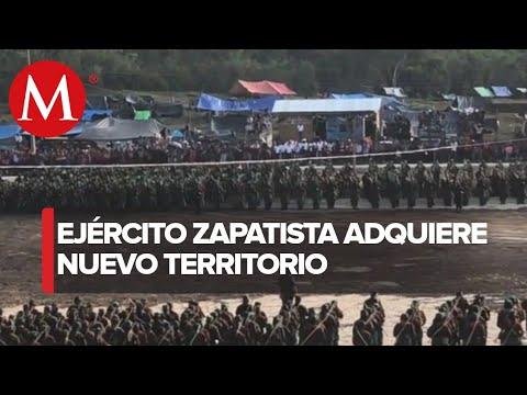 Muestra EZLN nuevo Caracol en Chiapas