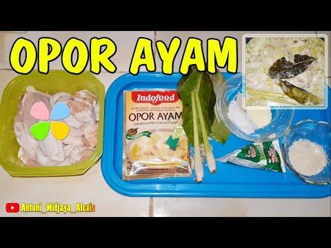 Opor Ayam Bumbu Indofood | Daily Cook #38