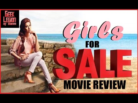 GIRLS FOR SALE ( 2016 Doug James ) Human trafficking  B-Movie Review streaming vf