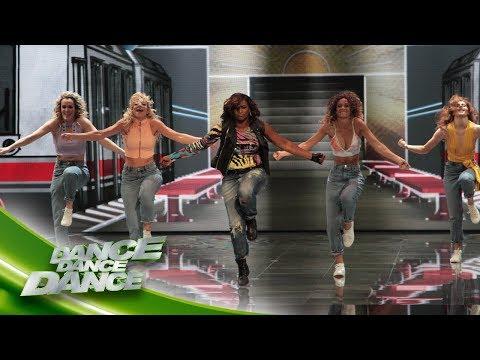 Edsilia – All For You (Show 3 | Dance Dance Dance 2017)