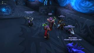 World of Warcraft   Dance Party in a Dungeon after tank leaves   We had to dance a new one in!