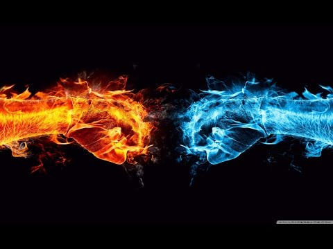 Fire & Water Logo Intro Template [Sony Vegas Pro 13] FREE Download