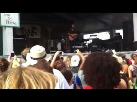 Iron & Wine - Live at Jazz Fest 2012 - Such Great Heights