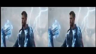3D Trailer #2 - Avengers End Game [5.1 Sound]