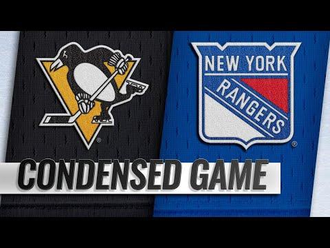 01/02/19 Condensed Game: Penguins @ Rangers