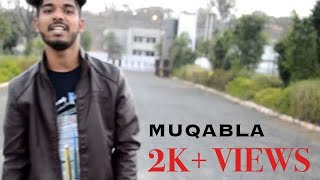 LATEST HINDI RAP SONG||MUQABLA-KALAKAAR